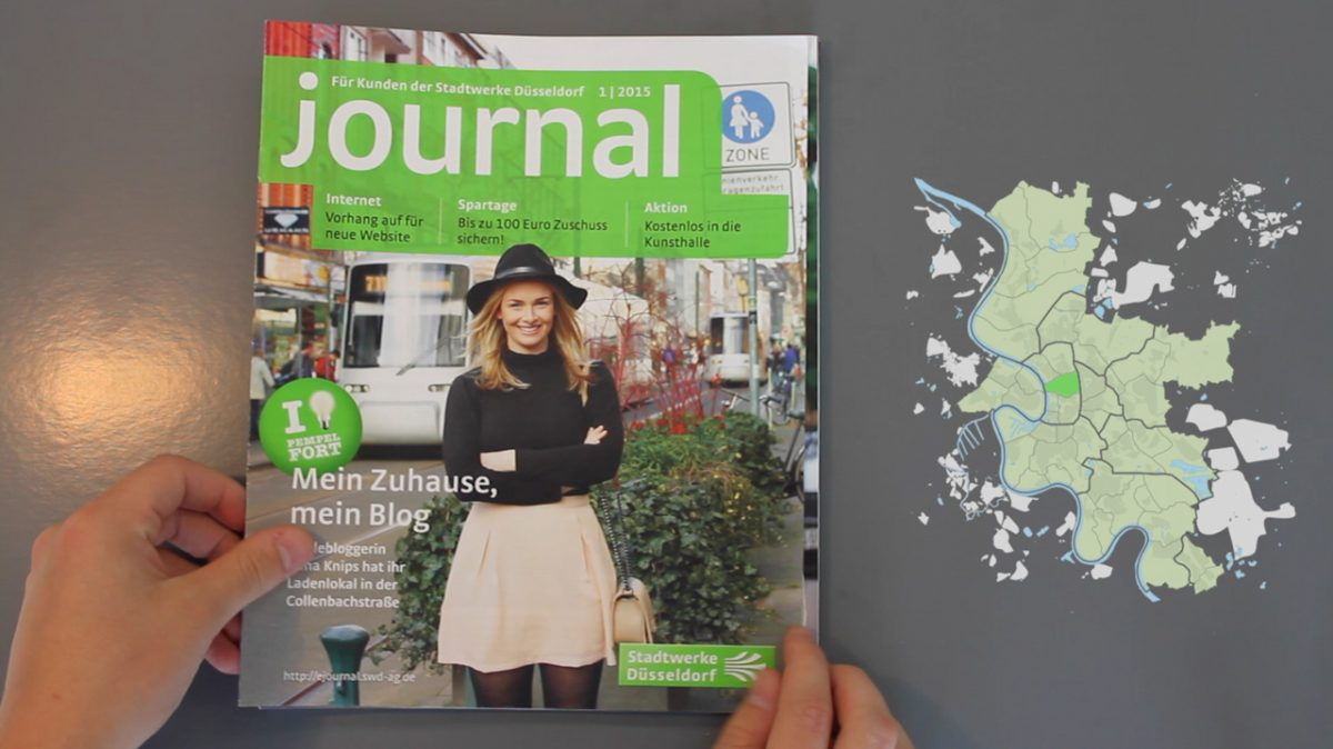 Stadtwerke Düsseldorf Journal