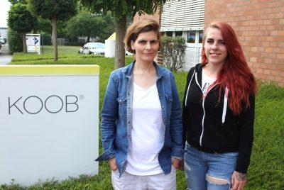 Daniela Brinkmann und Janine Metz – Das neue KOOB-Doppel in Sachen Ausbildung